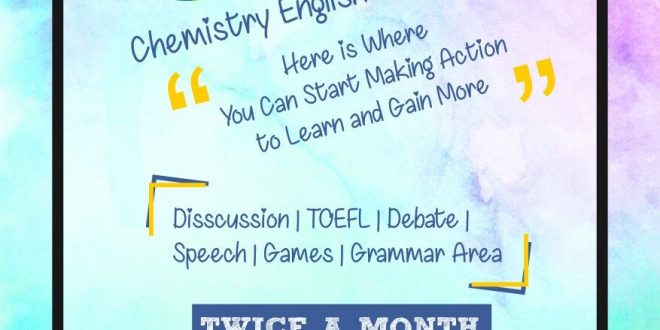 Chemistry English Club